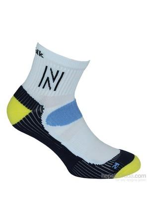 Norfolk Erkek Koşu Çorabı Sarı