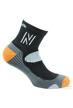 Norfolk Erkek Koşu Çorabı Turuncu