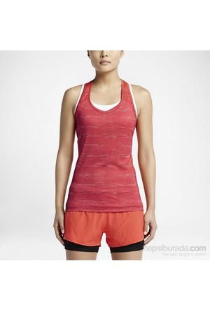 Nike 644692-647 Printed Miler Tank (Su15) Kadın Atlet