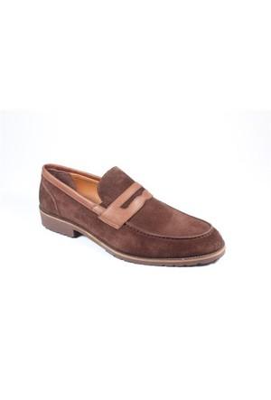 Pablo 215-9917 Kahverengi Erkek Ayakkabı
