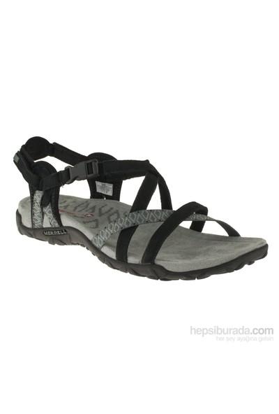 Merrell 266 J55314z Siyah Sandalet