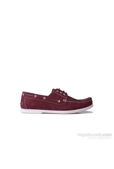 Kalahari Erkek Klasik Ayakkabı Bordo