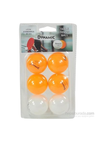 Dynamic B23021121 6Lı Pin Pon Topu