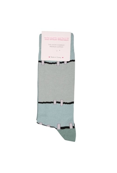 The Socks Company Franken Feet Desenli Erkek Çorap 41-45 Numara