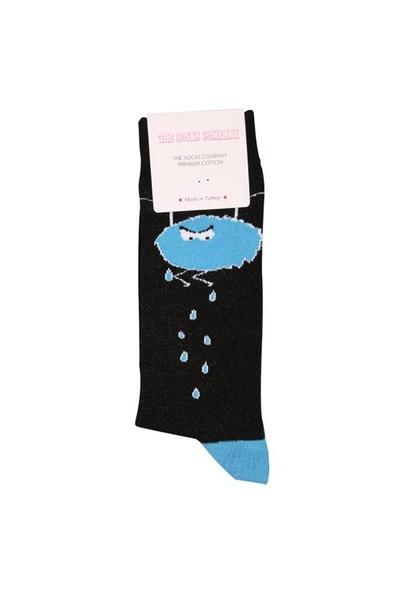 The Socks Company Drop Now Desenli Erkek Çorap 41-45 Numara