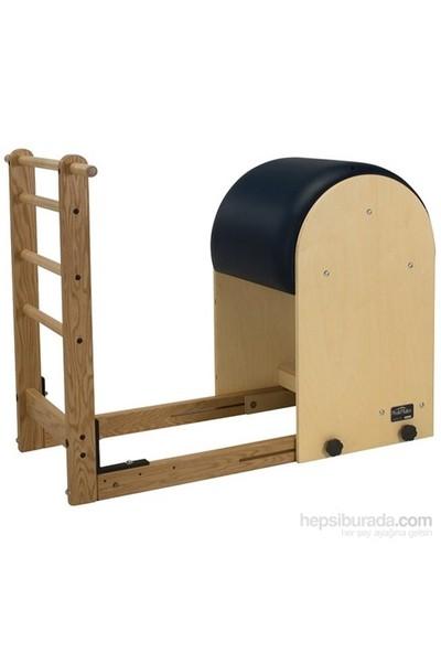 Peak Pilates System High Ladder Barrel W/Right Angle Foot