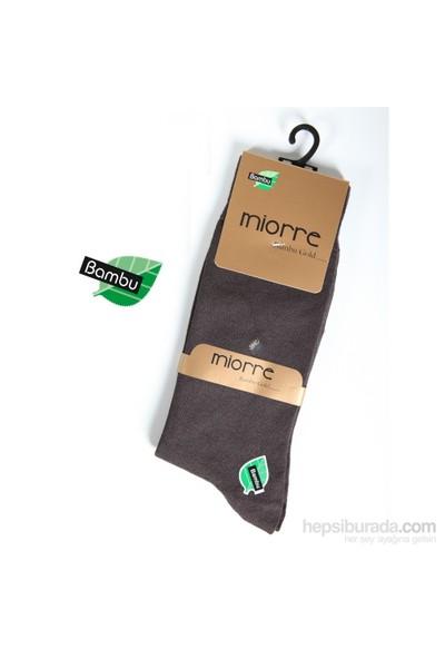 Miorre 2 Çift Bambu Erkek Çorap