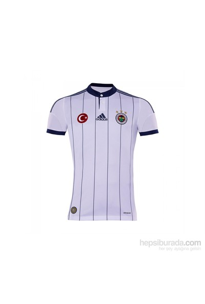 Fenerbahçe 2014 Away Beyaz Kk Forma H78978