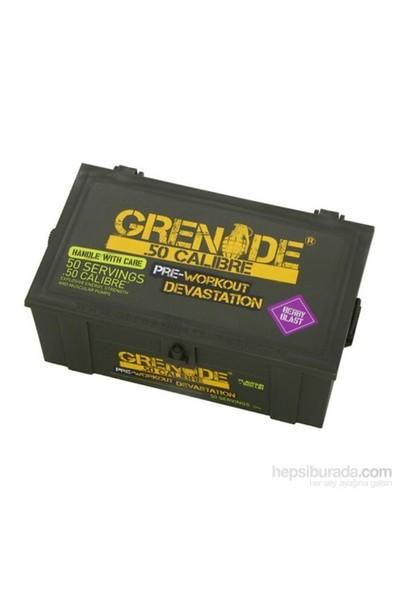 Grenade 50 Calibre Pre-Workout 50 Servis 580 Gr.