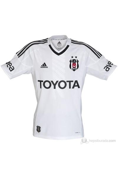 BJK 2012/2013 Beyaz Kısa Kol Maç Forması