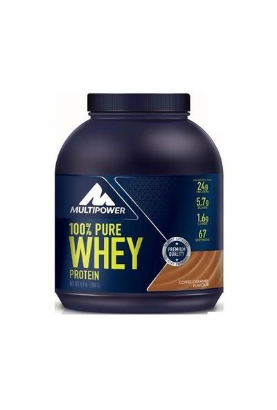 Multipower 100 % Whey Protein 2000 Gr Kahve-Karamel + Shaker