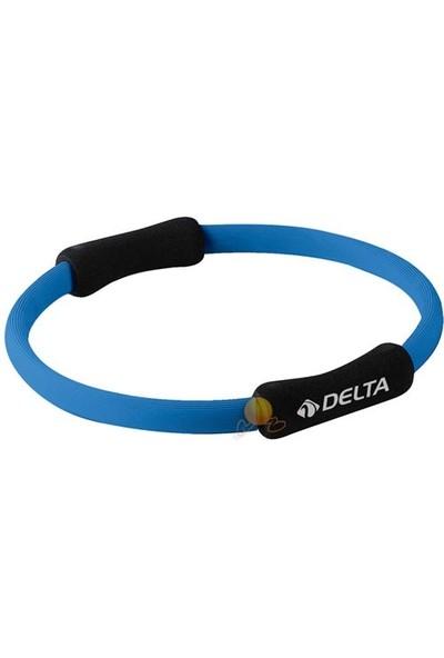 Delta Mavi 35 Cm Dura-Strong Pilates Çemberi ( renkli kutu )