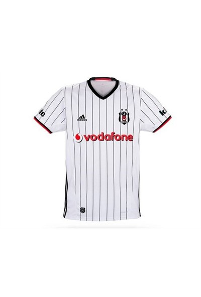 Adidas Bjk 16 Home Youth Çocuk Beşiktaş Forma Bg8477