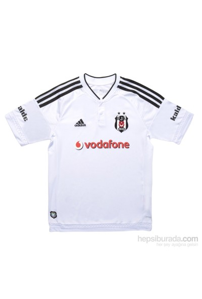 adidas An5927 Bjk 15 Home Youth Jsy Çocuk Futbol Forma