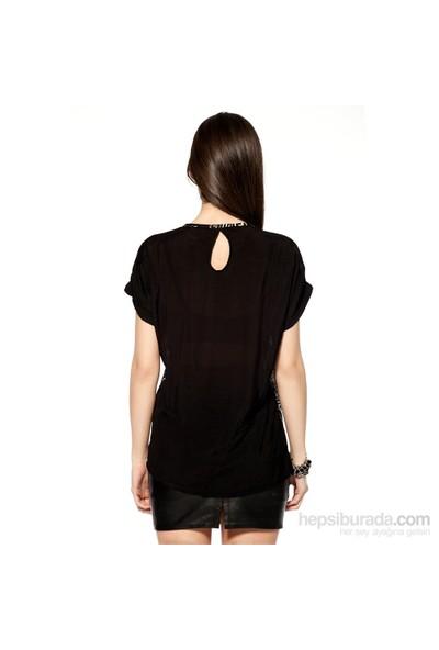 Markaport Bluz Siyah