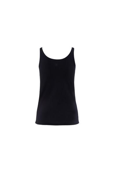 Blackspade Comfort Kadın Atlet 1548 Siyah