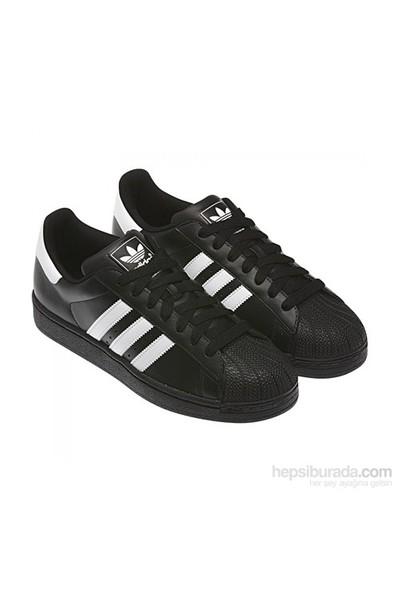 Adidas G17067 Superstar Iı Unisex Orıgınals Ayakkabı Beyaz-Siyah