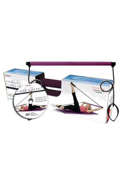 Proform Portable Pilates Studio Jimnastik Çubuğu