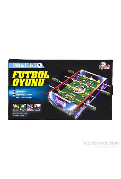 Vardem Kutulu Ahşap Futbol Oyunu 51 X 30 Cm.
