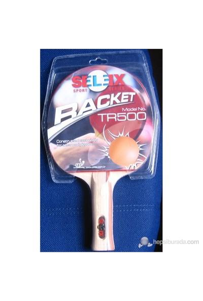 Selex Tr 500 Masa Ittf Onaylı Tenis Raketi