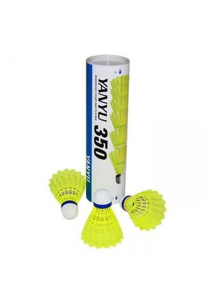 Yanyu Bad-350 Badminton Topu 6 Lı Kutulu Profesyonel