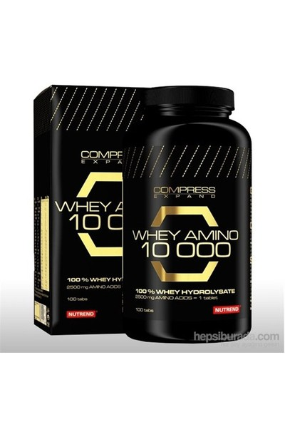 Nutrend Compress Whey Amino 10.000 100 Tablet