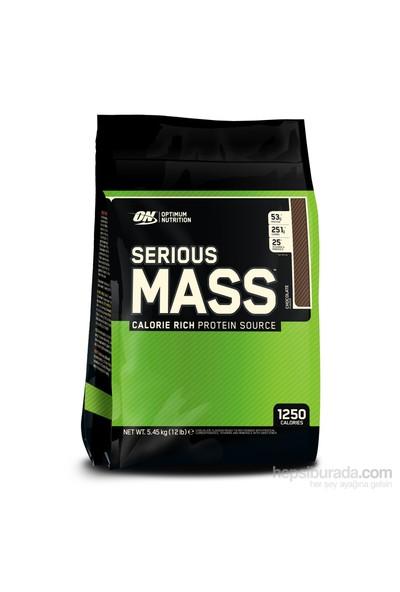Optimum Nutrition Serious Mass - Çikolata 12Lb Multi-Lingual 5450gr