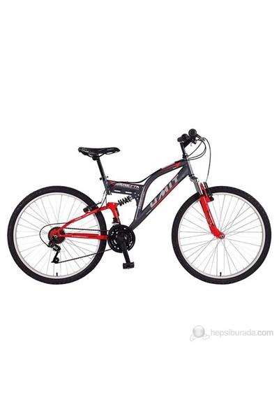 Ümit 2451 Pegretta 24 Jant Amortisörlü Dağ Bisikleti (Kırmızı)