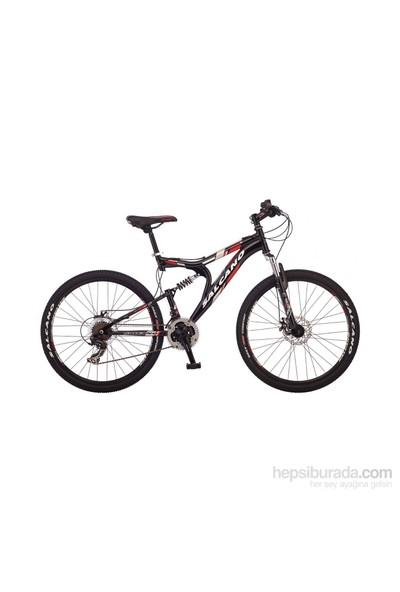 Salcano Nova 26 Jant Md Bisiklet Siyah - Kırmızı