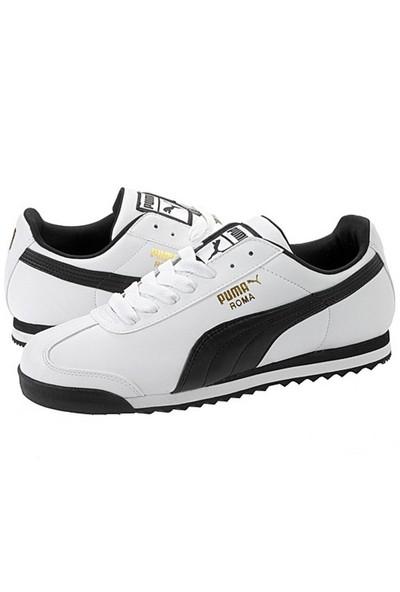 Puma 353572-04 Roma Basic Erkek Yürüyüş Ve Koşu Spor Ayakkabı