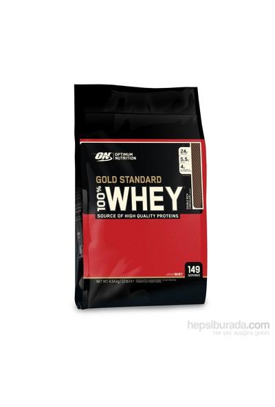 Optimum Nutrition %100 Whey Protein Gold Standart Double Rich (Çikolata) 10lbs/4540 gr