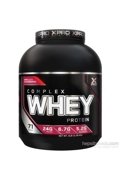 Xpro Whey Protein Tozu 2310gr Çilek Aromalı