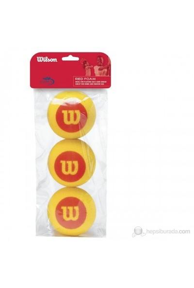Wilson Tenis Topu 3'lü STARTER FOAM ( WRZ258900 )