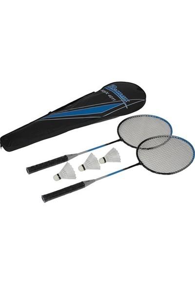 Delta Rmx 4011 Badminton Seti (2 Raket & 3 Top)