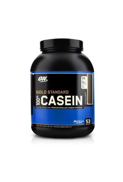 Optimum Nutrition %100 Casein GS Rev Chocolate 4lbs/1816 gr Multi-lingual