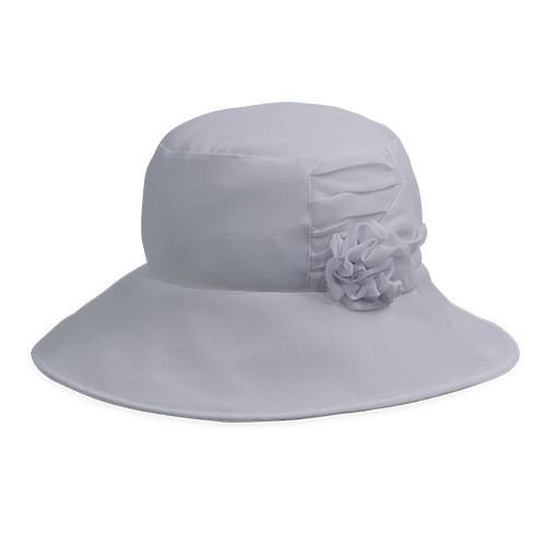 Bay Şapkacı İpek Bayan Şapka