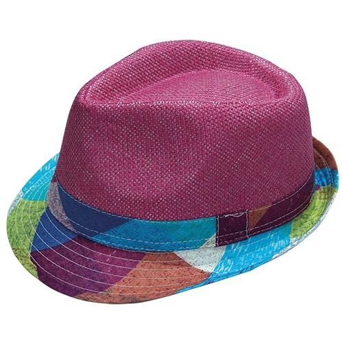 Bay Şapkacı Bayan Fötr