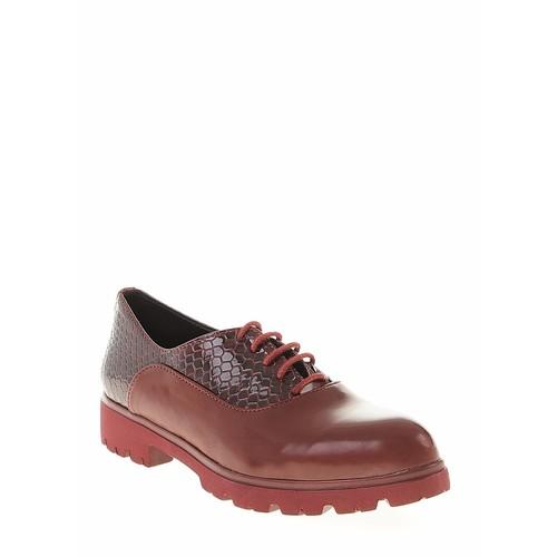 Derigo Bordo Kadın Ayakkabı 2718880