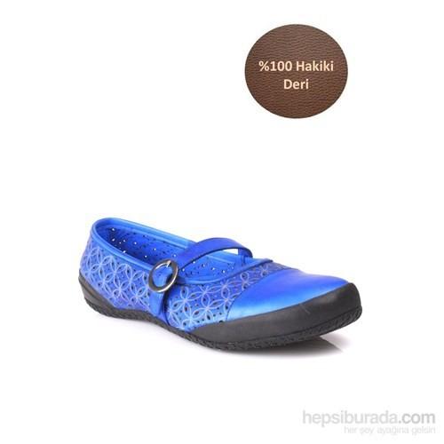 Loggalin Kadın Günlük Ayakkabı Mavi