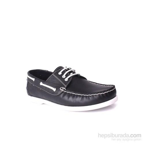 Kalahari Erkek Klasik Ayakkabı Siyah