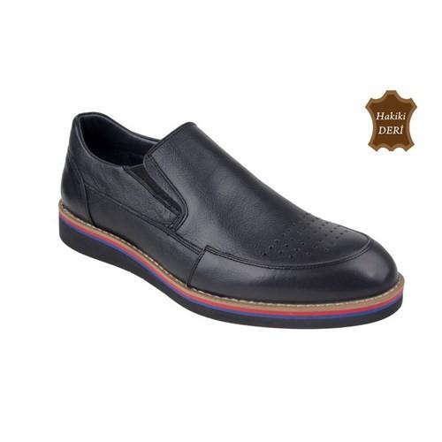 Wolfland 161 55 Siyah Klasik Erkek Ayakkabı