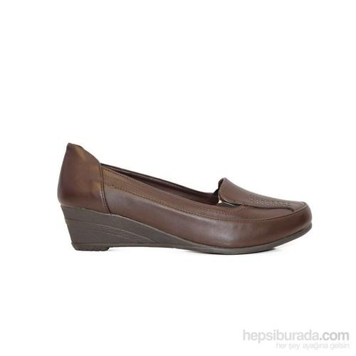 Punto Kadın Dolgu Ayakkabı 598316-02