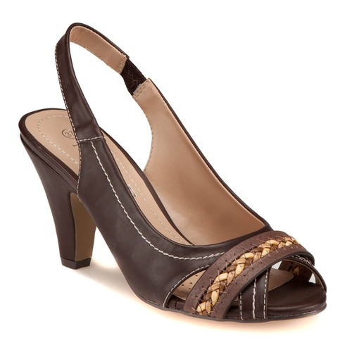 Errica Pablo F18018 Kahverengi Kadın Ayakkabı