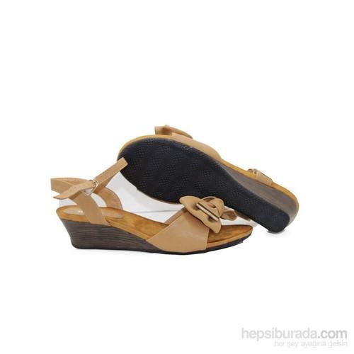 Punto Kadın Dolgu Sandalet 20153
