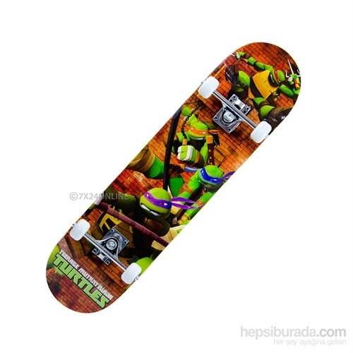 Ninja Turtles Kaykay Skateboard Kahverengi