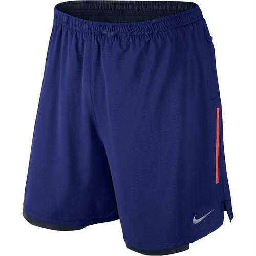 Nike 7 Phenom 2-İn-1 Short Erkek Şort 683279-455
