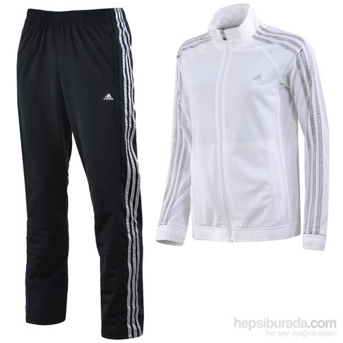 Adidas D89771 Clima Knit Suit Kadın Training Eşofman Takımı