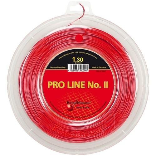 Kirschbaum Pro Line No Iı Red 200 Meters Rulo Kordaj