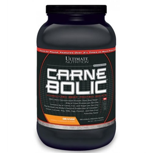 Ultimate Carnebolic Beef Protein 840 Gr