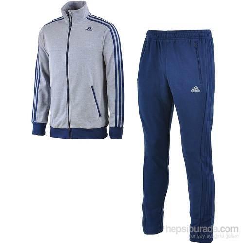 Adidas S22115 Ts Interlock Erkek Eşofman Takımı
